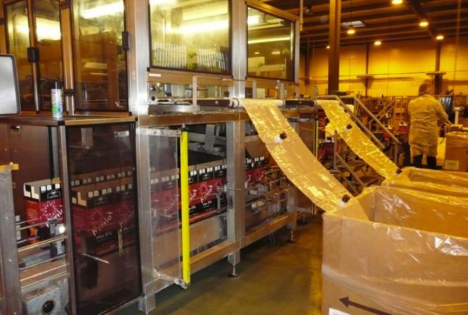 Alternative au sorbate pour la conservation en BIB des vins bio à sucres résiduels