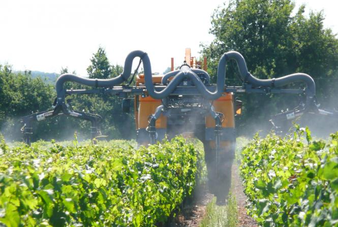 Limiter les dérives lors des traitements phytosanitaires