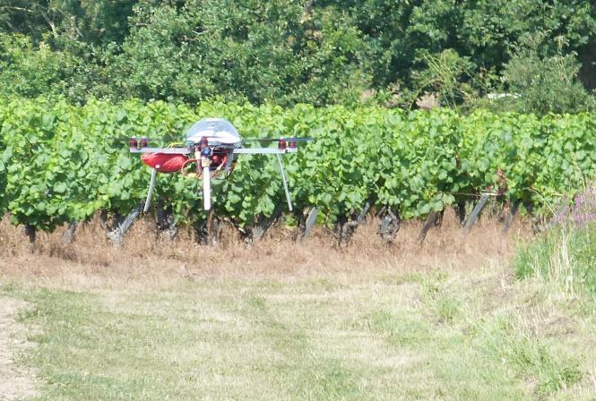 La viticulture de précision chez vous?