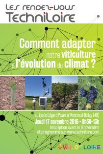 Comment adapter notre viticulture à l'évolution du climat ?