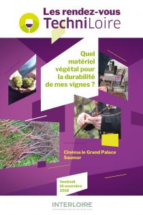 Quel matériel végétal  pour la durabilité de mes vignes ?