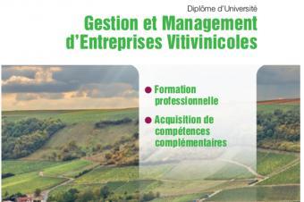Innovation et formation vitivinicole
